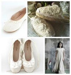 zapatos primera comunion y ceremonia Vestidos de Primera Comunión muy especiales