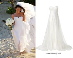 Megan Fox Wedding Dress. Get the look with the Phase Eight Esme Wedding Dress.