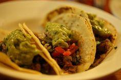 Great Beef Tacos