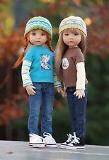 """Colvin"" Jeans Two-Pack for Effner's 13"" Little Darling Dolls"