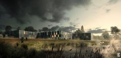 CGarchitect - Professional 3D Architectural Visualization User Community | Doug and Wolf - Waterworks - DK - Transform