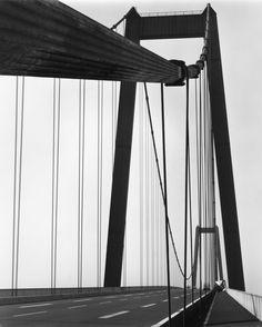 Brett Weston | Suspension Bridge | Discover and Shop Museum Art Prints | 1000Museums
