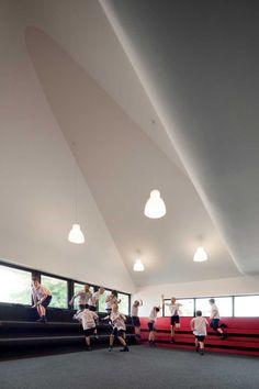 שלום כתה מעוצבת: בית ספר לבנים במלבורן | בניין ודיור