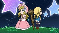 chibi_lobster_and_lucy, Fairy Tail