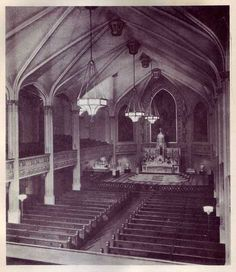 Old St. Mary's Cathedral, San Francisco, CA.