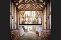 1510 little horsecroft barn Bury St Edmunds, Listed Building, Conversation, Barn, Stairs, Exterior, Architecture, Image, Home Decor