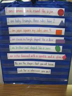 Kindergarten Rocks!: September 2011