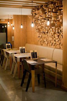 restaurante el Market. Diseño Jorge Varela