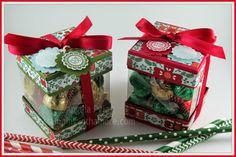 Stampingwithamore: Christmas Noel View-Thru Box