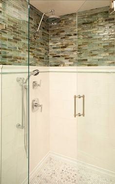 Shower Tiling.