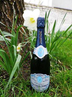 Champagne PERRON BEAUVINEAU  Cuvée Finesse Blanc de Blancs Médaille de Bronze Concours international des Vins Lyon 2013