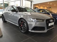 We have a 2015/65 Nardo Grey RS6 with 11,000 miles due in any day now! #Audi #RS6 #nardogrey #audirs6 #rsdirect