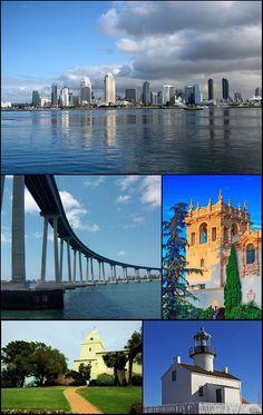 # San Diego, Califórnia. USA.
