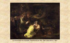 Arte e historia.: Rembrandt van Rijn- Óleo sobre lienzo- 1661
