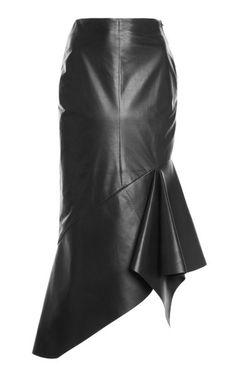 Leather Midi Skirt, Black Midi Skirt, Tom Ford Clothing, Retro Fashion, Luxury Fashion, Black Toms, Rock, Skirt Fashion, Skirts
