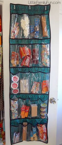 This could be used to organize food, makeup, shoes, etc. It's very helpful in organization.