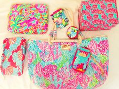 """bepreppyandhappy-xo: """" Ringing in the new year with everything Lilly Pulitzer  """""""