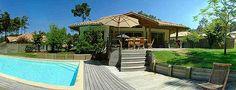 la villa la prade à Moliets, on y retourne cet été !!