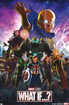 What If...? Marvel Cinematic Universe