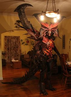 Epic Diablo Cosplay