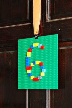 lego theme party