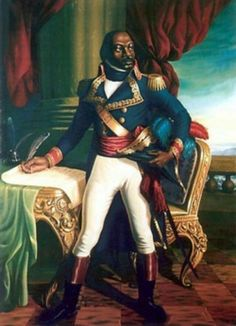 Toussaint L'ouverture: the slave who defeated Napoleon