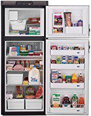 Rv Refrigerator Is Not Cold Enough Rv Refrigerator Two Door