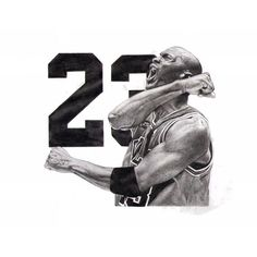 Chronic Ink Tattoo - Toronto Tattoo  'The greatest of all time' Michael Jordan portrait drawing by Martin.