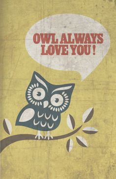 "I copy-pasted the words to the ""love you forever"" book onto the foreground of this picture but changed it to say ""owl love you forever,"" put in a frame, and am giving as a gift!"