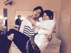 Yuki Izawa x Tomoki Hirose