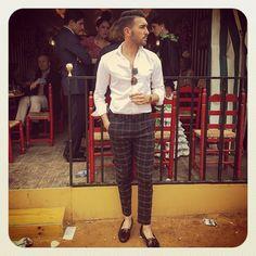 bcnpreppy:    Plaid pants by @manuelponce199 | #preppy #preppystyle #bcnpreppy #pijo #espreppy #ep #soypreppy #shirt #plaid #pants #sunglasses #tassel #loafers #mocasines #castellanos #borlas #fashion #man #menstyle #menswear #mensfashion #moda #gq #ootd #luxury #spain #style #instafashion #instapreppy #fashionista #fashionblogger #blogger (en Barcelona Spain)