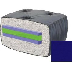 6 Inch Blazing Needles Futon Mattress - Royal Blue - Ds-9606 - Royal Blue by International Caravan. $138.24. Royal Blue Finish. 6 Inch Blazing Needles Futon Mattress - Royal Blue - DS-9606 - Royal Blue. DS-9606 - Royal Blue. Futon Mattresses. This is a basic 6 Inch futon mattress that is great for dorms and apartments. Great fabric quality and available in several colors. Fits all standard futon frames.. Save 11% Off!