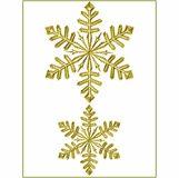 Snowflake Gold 4