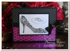 Fabulous You Metal Embossed Card by ratona27 - Cards and Paper Crafts at Splitcoaststampers