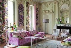 design intérieur colorée   45 idées de déco de printemps pour rafraichir votre intérieur