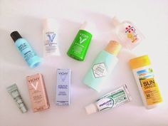 Gyudy's Notes Of Beauty: What I Packed - Barcelona