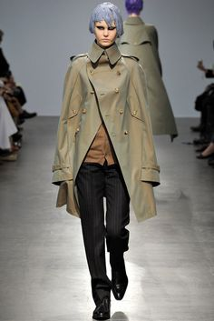 Junya Watanabe | Fall 2012 Ready-to-Wear Collection | Vogue Runway