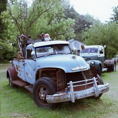 Chevy Tow Truck