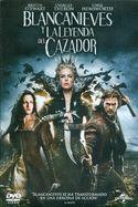 El cuento de hadas se ha acabado...En esta película épica de acción y aventuras, Kristen Stewart (Crepúsculo) interpreta a la única persona del mundo más bella que la Reina Malvada (la ganadora del Premio de la Academia, Charlize Theron), que quiere destruirla a toda costa. Pero la única joven que amenaza a la perversa soberana ha sido adiestrada en el arte de la guerra por el cazador (Chris Hemsworth,Thor) que debería haberla matado. El mal ahora se enfrenta a su destino.