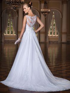 Conheça mais sobre esta coleção de vestidos de noiva - Coleção Jasmim