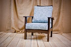 Morris by Woodbender Hertex Fabrics Design: Laytown Serene Hertex Fabrics, Scatter Cushions, Furniture Manufacturers, Fabric Design, Accent Chairs, Upholstery, Indoor, Kitchen, Home Decor