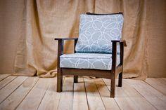 Morris by Woodbender Hertex Fabrics Design: Laytown Serene