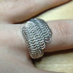 Sterling Silver 24g 3mm E8-1 Spiral - Rings- Hand and Foot - Gallery - TheRingLord