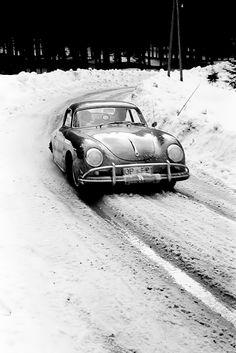 The International Alchemist jacqalan: Rallye Munchen-Wien-Budapest 1963 Porsche Porsche Classic, Classic Cars, Porsche 356a, Porsche Cars, Porsche Carrera, Ferdinand Porsche, Vintage Porsche, Vintage Cars, Vintage Ski