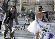 http://www.viagginbici.com/il-bello-della-bicicletta/matrimonio-green-per-il-bello-della-bicicletta-e-molto-altro/