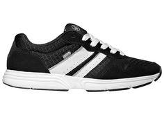 DVS - Premier HL Black Mesh Shoe
