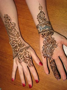 Henna Mehndi Designs For Hand Feet Arabic Beginners Kids Girl 2013 ...
