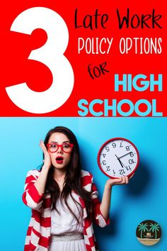 One of the biggest bears of secondary classroom management is late work. In this post, The Reading and Writing Haven examines the pros and cons of 3 common late work policies for high school classrooms. Don't miss the assignment forgiveness freebie!