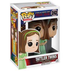 Figurine Tattler Twins (American Horror Story)   Funko Pop