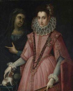 Lavinia Fontana  1500's